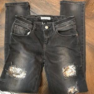 ❤️Girls Guess stretch Jeans size L 10 ❤️